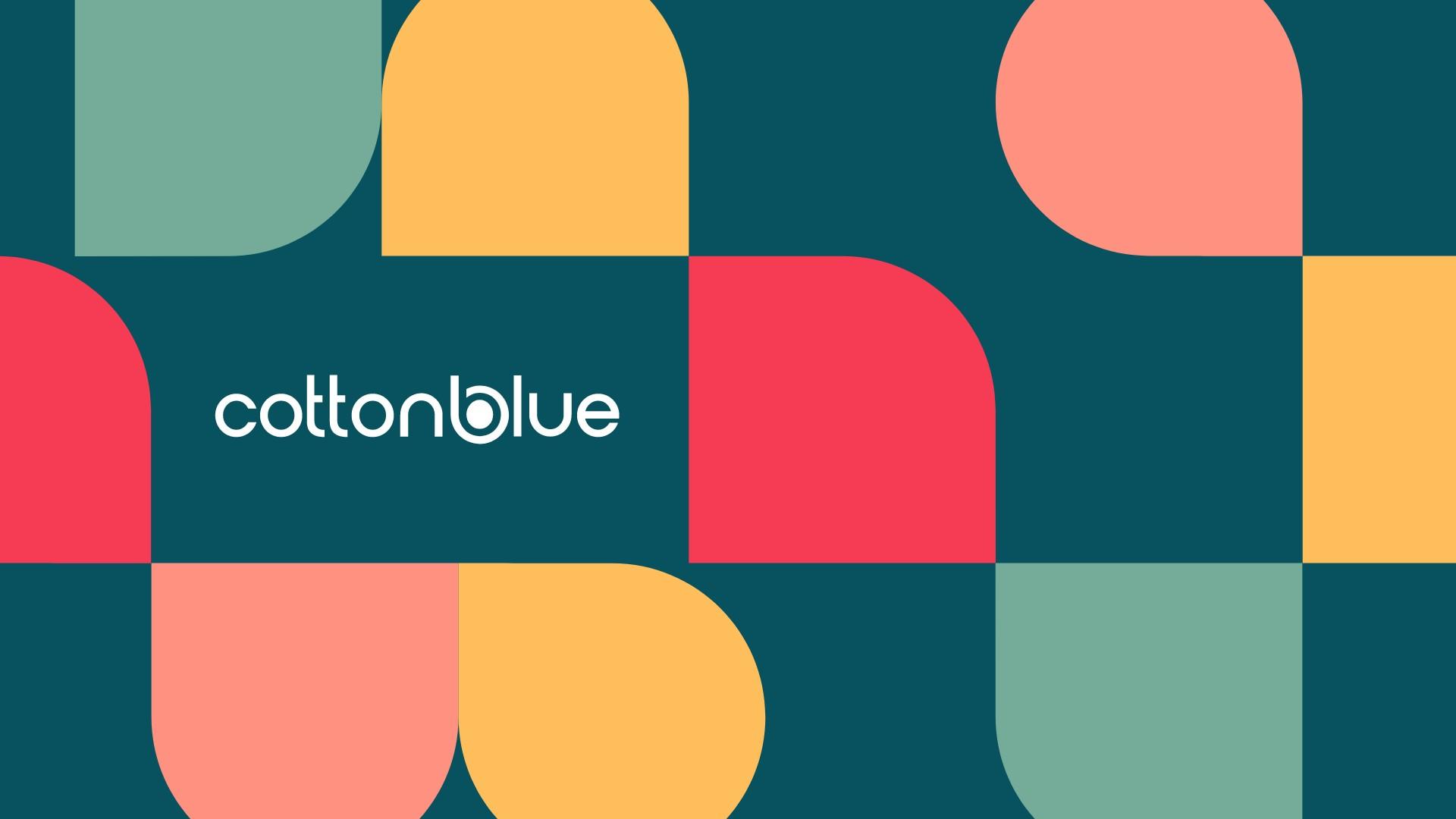 charte graphique cotton blue