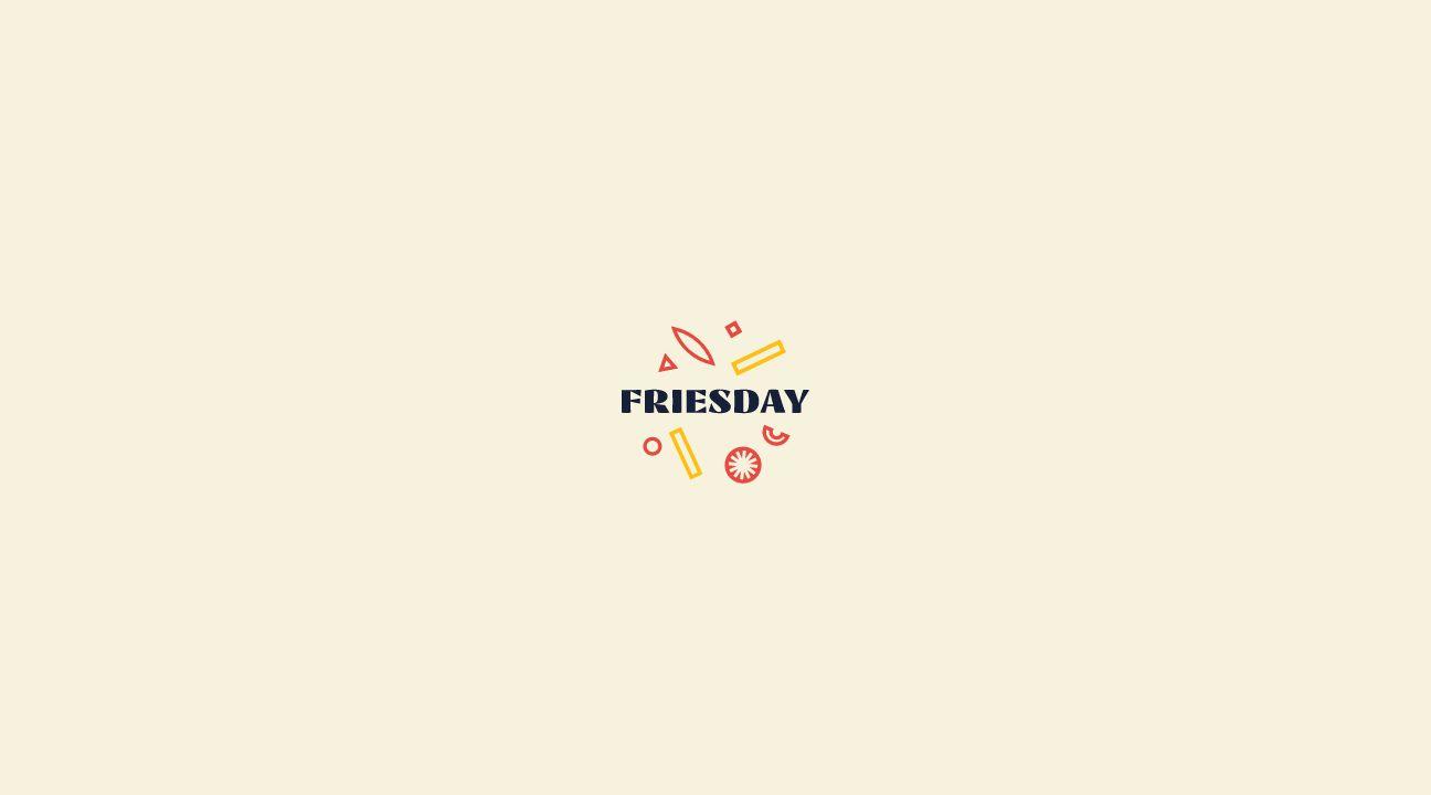 identité et logo friesday